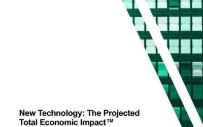 New Technology: The Projected Total Economic Impact™ of Cisco Success Tracks